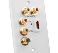 home theater screen mounts a v cables and wire management s a v wall plates modular inserts