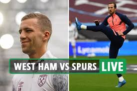 West Ham vs Tottenham LIVE: All the latest updates from London derby -  About Gyan