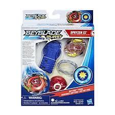 Beyblade Light Wheel Beyblade Burst Rip Fire Starter Pack Assorted Beyblade