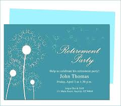 retirement flyer template free free printable retirement party invitations templates keishin info