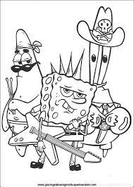 Spongebob 52 Disegni Da Colorare