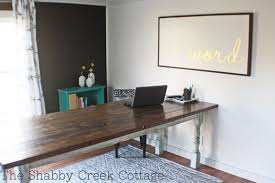 cottage style office. office, home office space, decorating, decor, work cottage style