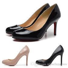 Fashion High Heels 8cm Brand Designer Women Shoes <b>Luxury Matt</b>