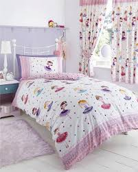 custom660 childrens bedding and curtain sets new girls pink pertaining to stylish residence ballet bedding sets plan