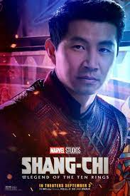 Superhero marvel comics based on comic based on comic book martial arts 25 more Shang Chi And The Legend Of The Ten Rings Charakterposter Zum Marvel Film