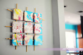 architecture 25 creative and easy diy canvas wall art ideas diy throughout canvas wall