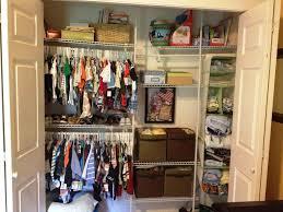 baby boy nursery closet organizer ideas