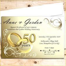 032 Wedding Anniversary Invitations Templates Free Download