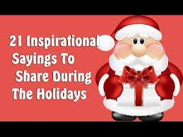 Inspirational Christmas Quotes Best Christmas Quotes 48 Inspirational Sayings To Share During The
