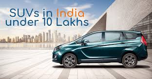 7 seater suv cars in india list