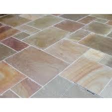 sandstone natural stone sealer colour enhanced finish