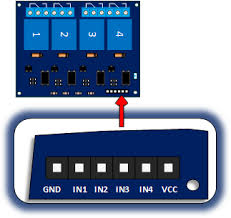 arduino 4 channel relay module henry s bench four channel relay inputs