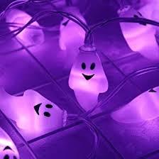 <b>Cute Halloween Led</b> String Light Ghost Skull Decorative Lights Fairy ...