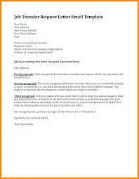 Time Off Request Letter Allowed Simple Sample Of For Transfer Form ...