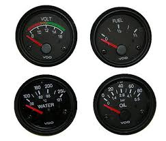 fuel gauge, vdo type, 2\