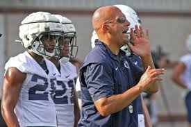 Miffed At The Depth Chart James Franklin Lets Penn State