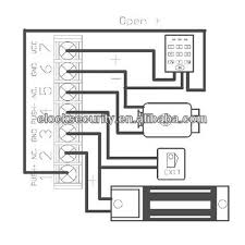 access control wiring diagram wiring diagrams and schematics paxton access control wiring diagrams garage door opener