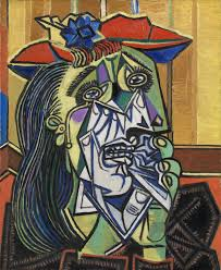Weeping Woman Pablo Picasso 1937 Tate