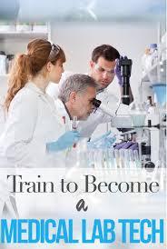 Medical Laboratory Technician School Options Find Training