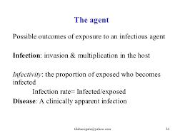 epidemiology notes susceptible host tilahunigatu yahoo com 35 36