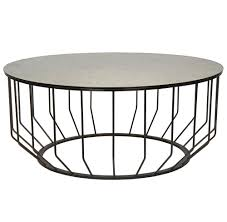 Industrial Round Coffee Table Industrial Round Coffee Table Worldtipitakaorg