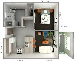 simple one bedroom house simple 1 room plan unique international house 1 bedroom floor plan top