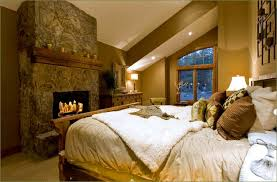 master bedroom ideas with fireplace. Incredible Cozy Master Bedroom Ideas Cabinmountain Theme Room Inspirations Fireplaces Cabin And The With Fireplace E
