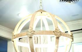 large wood chandelier distressed white size of chandeliers design awesome country lighting globe full s