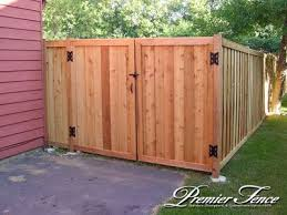 double fence gate. Privacy Fence Double Gate Sagging   Framed Pinterest