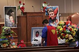 Teenager Who Killed His Father and a 6-Year-Old Is Sentenced to ...