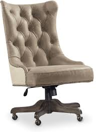 vintage leather office chair. hooker furniture vintage west executive desk chair 5700-30220 leather office