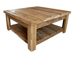 rustic coffee table for shabby chic living room  inspiring home ideas