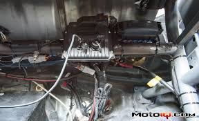 check out the article detailing matt powers aem infinity 58x ls drift car wiring integration completed by 5523 motorsports at moto iq