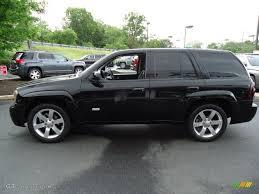 Black 2006 Chevrolet TrailBlazer SS AWD Exterior Photo #50590373 ...