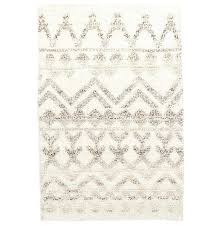 hand knotted wool viscose area rug sample contemporary rugs dash and