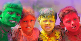 India's Holi Festival Welcomes Spring With Vibrant Bursts Of Color ...