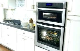 24 built in double gas wall oven inch electric convection kitchenaid reviews