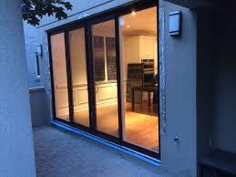 Modern Exterior Oversized Sliding Patio Door By Modern Doors Modern Barn Doors Exterior
