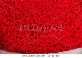 red velvet cake texture. Red Velvet Cake Biscuit Texture Close Up. #584987335