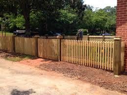 wood fence backyard. JavaScript Slideshow. Wood Privacy Fence Backyard O