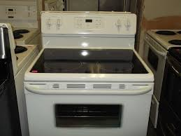 image of flat top stove glass sophisticated