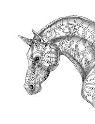 Small Picture 68 best horse colouring pages images on Pinterest Coloring books