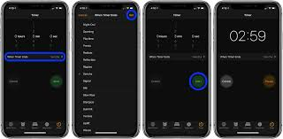 Timer 4 Min How To Set Timers On Iphone 9to5mac