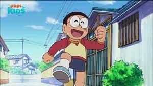 Doraemon Phần 6 - Tập 6 : Hơi Ga Kịch Tính & Những Ngôi Sao Đen Nổi Tiếng  [Full Programs] - Video Dailymotion