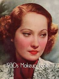 1930s makeup style14