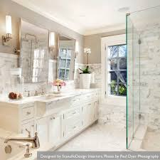 traditional marble bathrooms. Fine Traditional 7 Marble Bathrooms That Redefine Luxury White Interior  Traditional Wood Shutters Designers Inside S