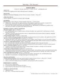 Cover Letter Sample Resume Objectives For Nurses Sample Resume