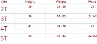 Joe Boxer Footed Pajamas Size Chart Best Picture Of Chart