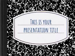 Google Slides Book Template Kate Presentation Template Powerpoint Design