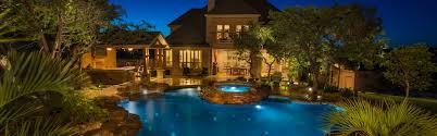 Elite Lighting Designs Residential Outdoor Lighting Commercial Landscape